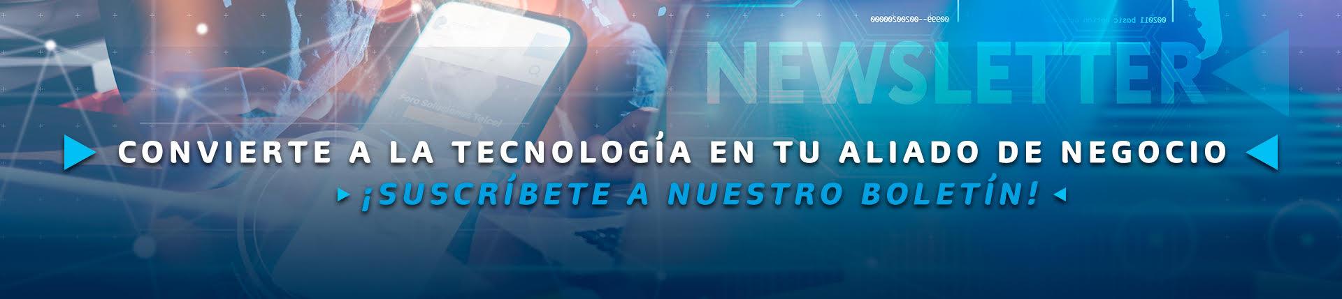 Banner suscríbete a nuestro boletín Soluciones Telcel.jpg