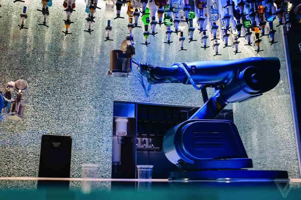 Los Robots de hoy en día