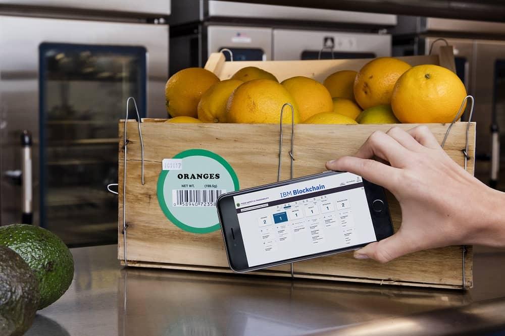 IBM usará Blockchain para mejorar la seguridad en los alimentos